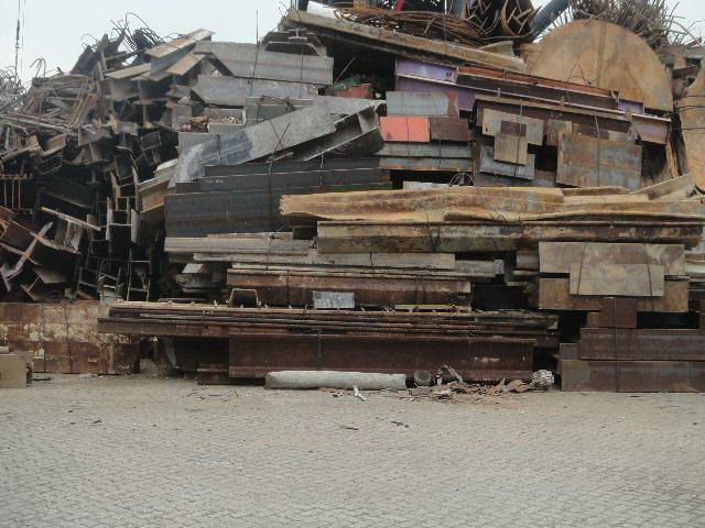 Steel Scrap : HMS, PNS, Shredded
