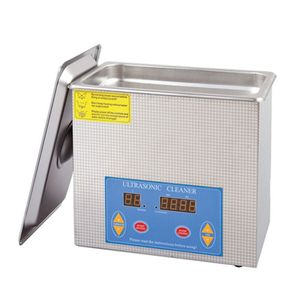Hot sale CE RoHS professional mini portable jewelry ultrasonic cleaner