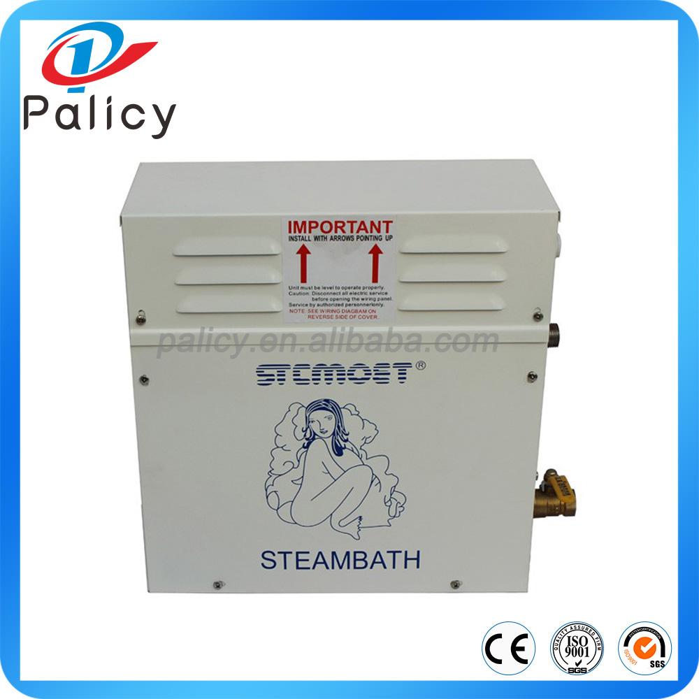 Bagnato attrezzature sauna 4 5kw generatore di vapore for Generatore di layout della stanza