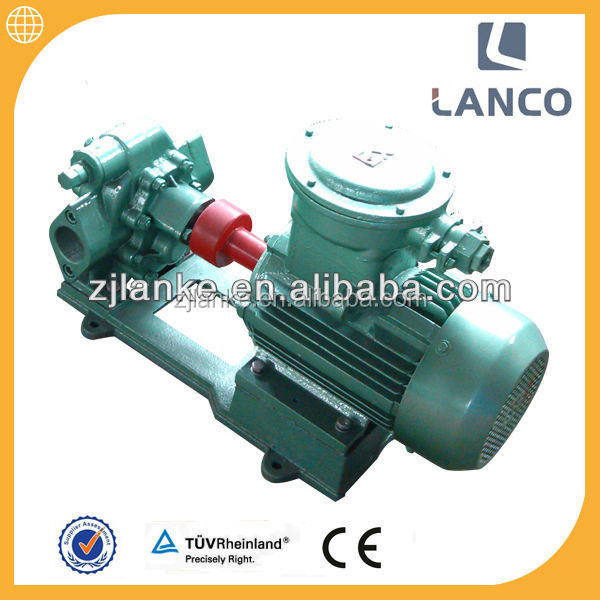 High Quality Micro Gear Oil Pump