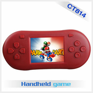 16bit 2.5 inch color screen mini pmp game player console