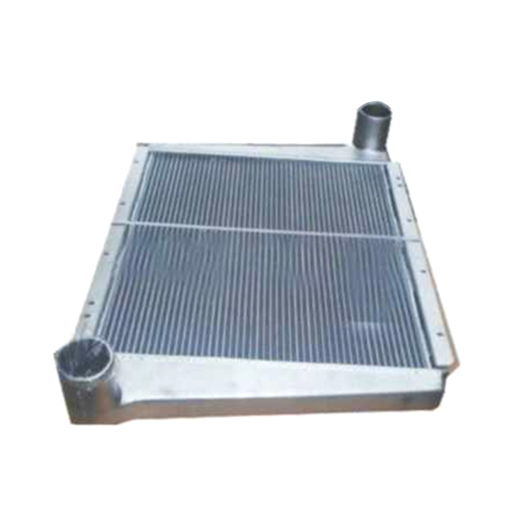 Brand new auto parts customization Intercooler for howo