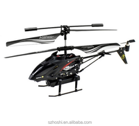 high quality electronic toy WL S977 3.5 CH Radio remote control helicopter Metal Gyro rc helicopter With Camera
