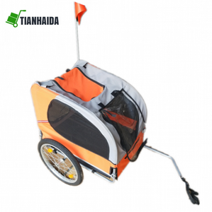 Hot selling China trailer bike baby trailer for bike children bike trailer