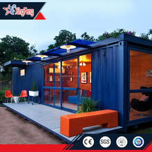 Suppliers Modern Design Prefab Modified Shipping Sea Container House/Steel structure fireproof shipping container home