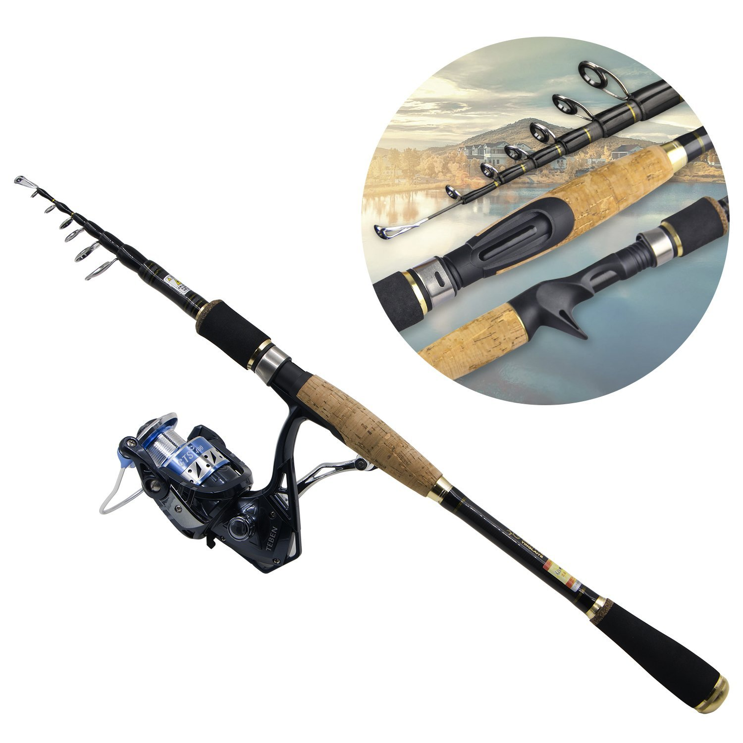 cheap best trout fishing rods, find best trout fishing rods deals onfishing rods saltwater trout travel compact portable telescopic graphite carbon fiber fishing poles for freshwater bass