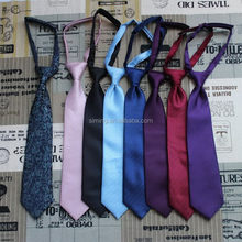 2015 new fashion most popular import and export stripe school tie