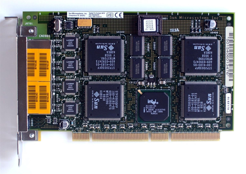 Netapp X1049A-R6 Intel PCIe Gigabit 1000 Quad Port Ethernet NIC Card 106-00200