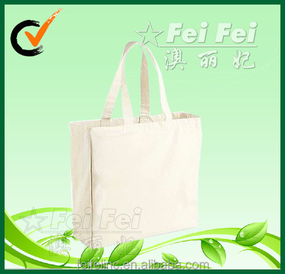 Whole Cotton Canvas Tote Bag