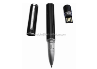Useful multi-purpose USB Flash Drive laser pointer ball pen, usb pen drive 512gb built in laser pointer