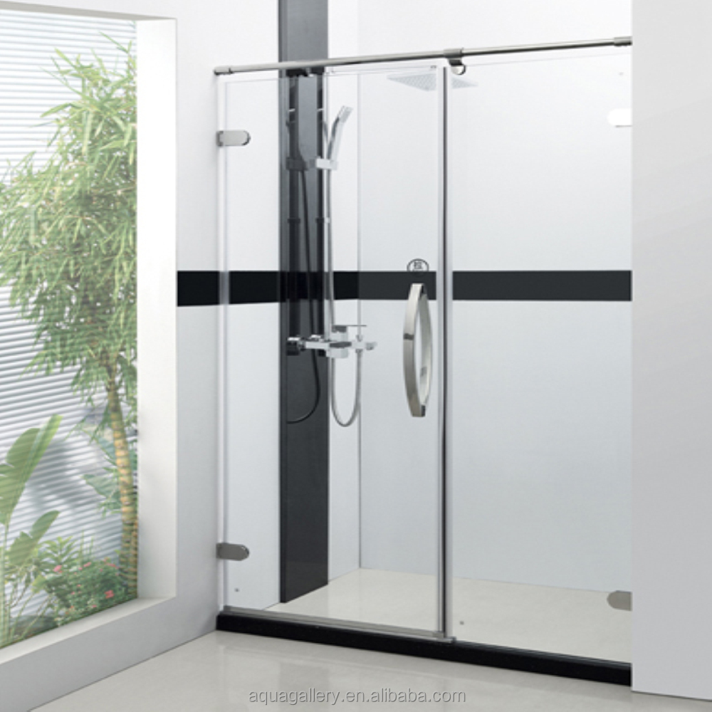 Customized Bathroom Folding Glass Shower Doors Buy Glass Bathroom