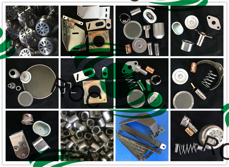 High precision sheet metal stamping parts china manufacturing stamp supplier