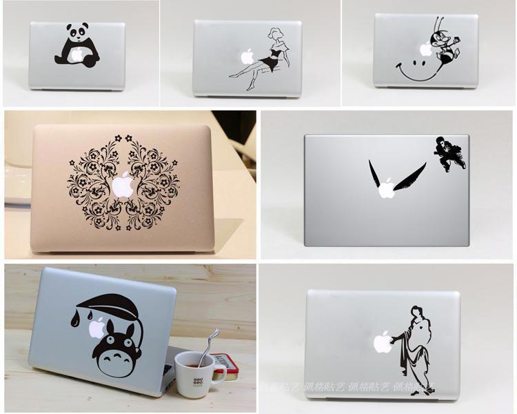 achetez en gros apple autocollants pour ordinateur portable en ligne des grossistes apple. Black Bedroom Furniture Sets. Home Design Ideas