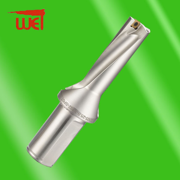Carbide Inserts Machine Tool Metal Drilling Spade Drill Bit