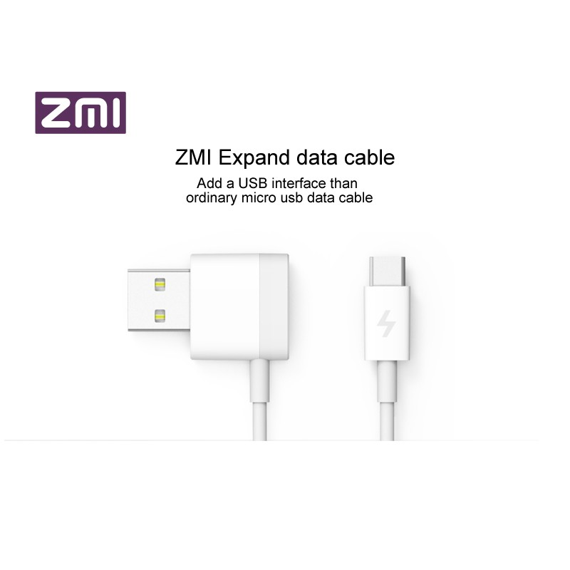 Xiaomi ZMI Micro USB Data Cable