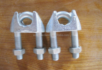 Stainless Steel Wire Rope Fasteners,Electric Galvanized Us Type ...