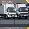 isuzu FVZ FVR heavy duty commercial vehicle Van trucks