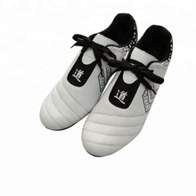 Durable Latest Design Men Active White Taekwondo Sports Shoes