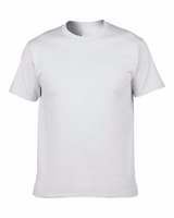 Custom High Quality O-neck Blank T-shirt for Men