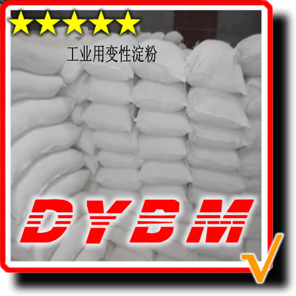 Jinzhou DYBM Manufacture Modify Corn Starch for Gypsum Board