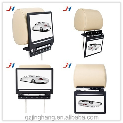 Best quality Digital screen 10.1 inch tft lcd car back seat monitor for Mercedes W204