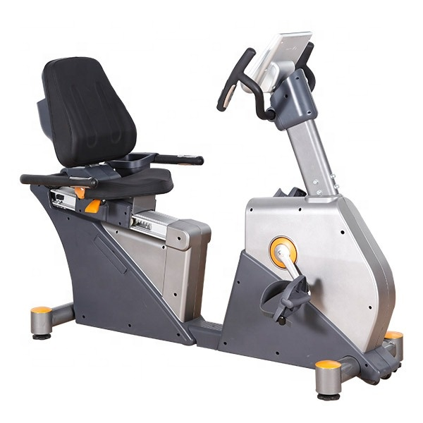 อุปกรณ์ฟิตเนส Gym Commercial Recumbent Bike/Cardio Gym Fitness Equipment