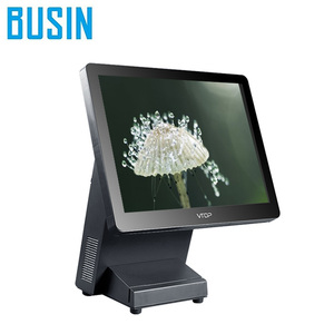 15 inch touchscreen gas station cash register
