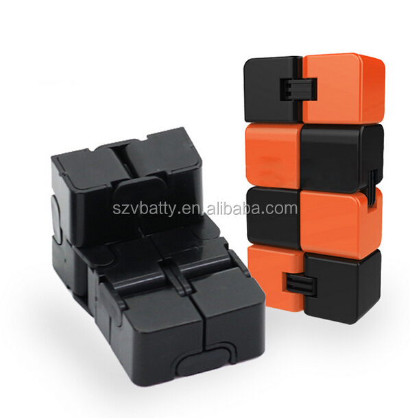 Fidget Cube in style with Infinity Cube fidget cube stress relief and anxiety toy