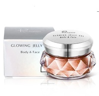 powder jelly highlighter cream gel face High Light Liquid Body shimmer glitter metallic super pigment creamy Mermaid eyeshadow
