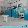 New tech interlining quilting interlayer production line hot air through thermal bonding machine