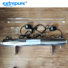 110w Ultraviolet Light 24GPM Inline Fish Tank UV Sterilizer