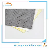 Oil Absorbent Industry Dimpled Spill Containment Mats