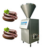 Manufacturers selling electric pneumatic supply fish enema machine sale in Canada for different sausage type