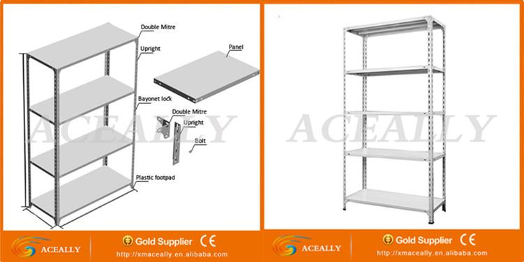 Cold Room Rack Angle Iron Storage Shelving