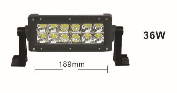 LED Work Light Bar Off Road 4x4 Jeep Cabin, Boat, 4WD, SUV, Truck Tractor, Car, ATV UTV Spot Flood combo Work Light