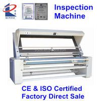 Automatic Fabric Inspection Machine and Length Measurement