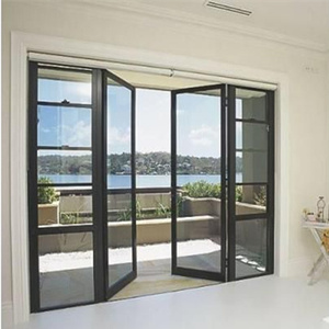 Aluminium Window Steel Window Grill Design for Home