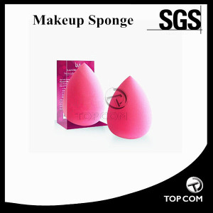 High Quality Makeup Sponge, water drop shape sponge, Alibaba mini size cute shape latex free make up sponge