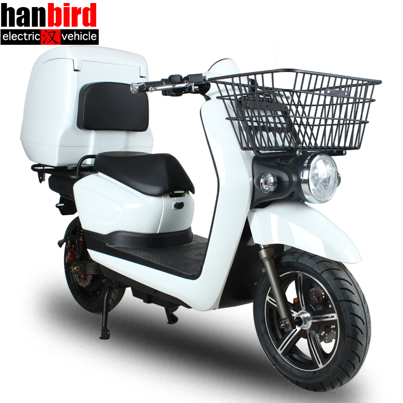 High Speed Gogoro Electric Scooter with Luggage Box
