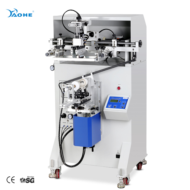 High Quality Cylinder silk Screen Printing Equipment