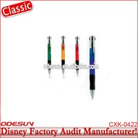 Disney Universal NBCU FAMA BSCI GSV Carrefour Factory Audit Manufacturer Office Bulk Ballpoint Pen Stationery From China Import