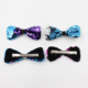 sequin fabric hair bows girls hair accessories girl shiny sequin big bowknot clip