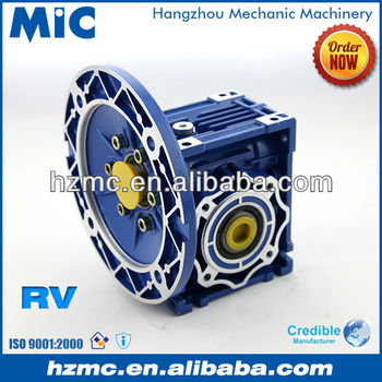 Nmrv series flender like worm drive speed reduce gearbox for How to reduce motor speed