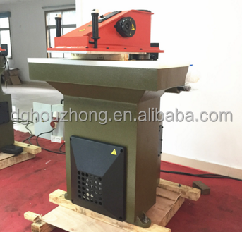 Atom Swing Arm 20T press cutting machine for sports shoes