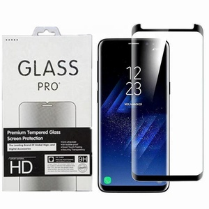 3D 4D 5D Curved Full Cover Tempered Glass Screen Protector For Samsung Galaxy S9 S9 PLUS S7 Edge S8 S8 PLUS NOTE 8 NOTE 9