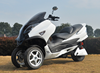 China manufacturer three wheel gas motorcycle with high quality