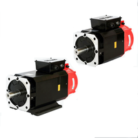 high speed 2.2KW 3.7KW 5.5KW 7.5KW 6000rpm asynchronous spindle servo motor