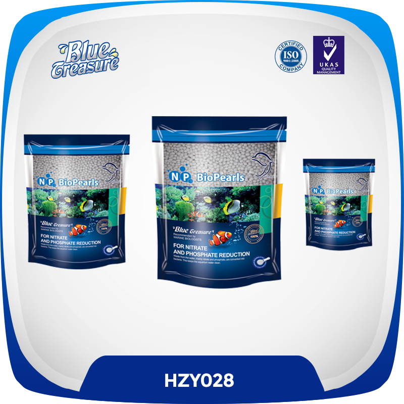 No Pollution Aquarium Bio Pellets For nitrate and phosphate reduction
