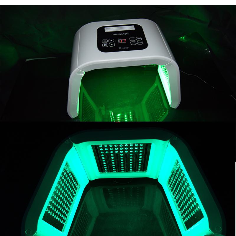 Prodotto di Vendita caldo PDT Attrezzature Viso PDT HA CONDOTTO LA Luce Maschera PDT Maschera per Il Viso