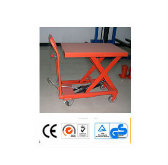 Hydraulic Portable Scissor Lift Table, Customized Available
